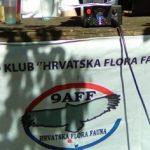 Kratki osvrt na nedavnu aktivnost: 9AFF kluba iz Geoparka Papuk, 9AFF-0014